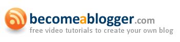 BecomeABlogger Logo