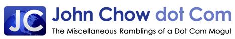 John Chow Logo