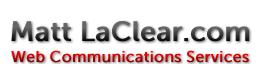 Matt LaClear Logo