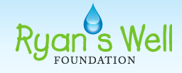 Ryans Well Foundation Logo