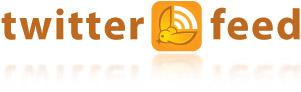 TwitterFeed Logo