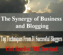 The Synergy of Business and Blogging ebook