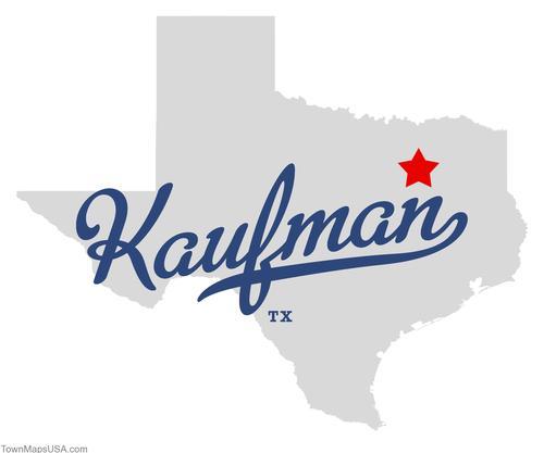 Kaufman, Texas