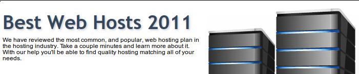 Best Web Hosts