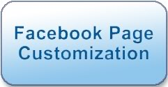 FaceBook Page Customization