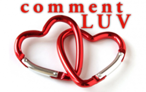 Commentluv Hearts