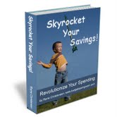 Skyrocket Your Savings Frugal Living eBook