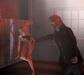 Vampire Night, 3d art