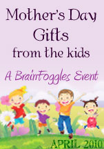 Mother's Day Event All April on BrainFoggles