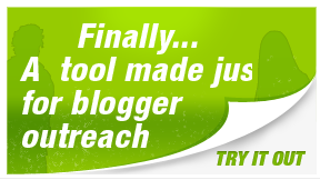 BlogDash Blog Outreach Solution