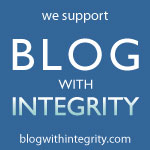 We Support Blog with Integrity