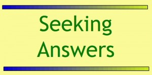 Seeking Answers