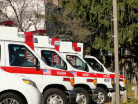 Cetronia Ambulances
