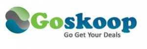 GoSkoop Logo Go Get Your Deals