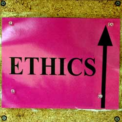 Blogging Ethics