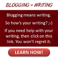 Write Like Freddy Blogging Training
